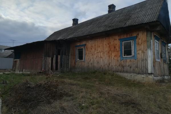 На Дубровиччині горів будинок