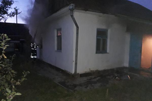 Березнівські рятувальники врятували чоловіка