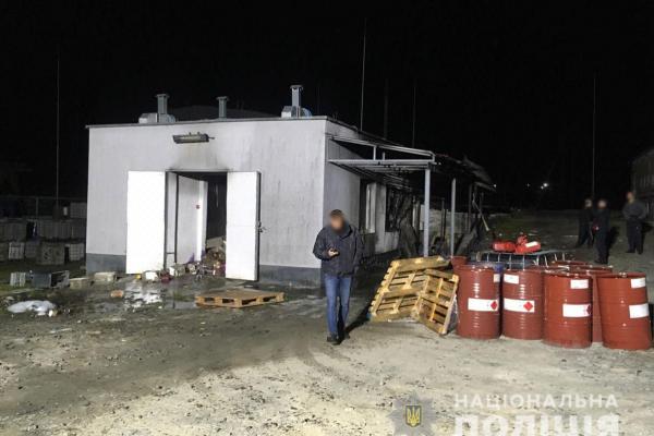 Рівненщина: на підприємстві у Клевані стався вибух (Фото)