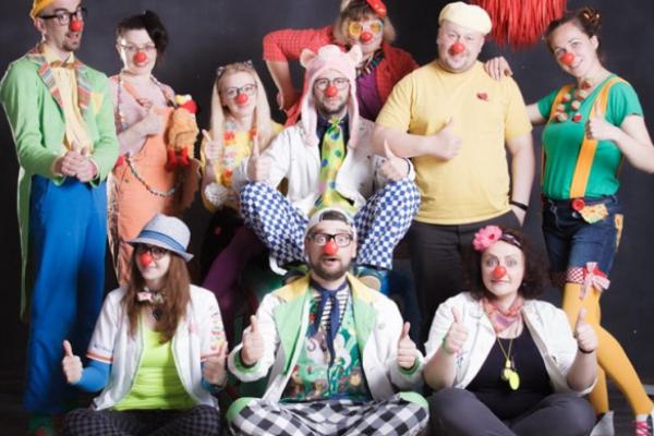 Рівненська Школа Лікарняної Клоунади запрошує усіх охочих