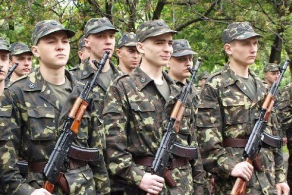 На Рівненщині планують призвати близько півтисячі молодиків