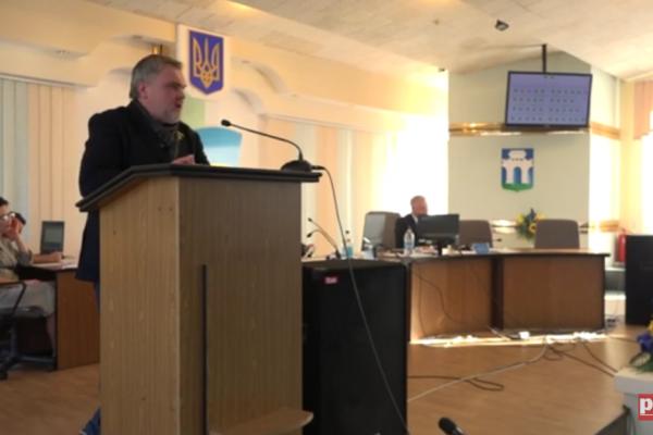У Рівному депутати під час міської сесії розглянули ряд «гарячих» питань (Відео)