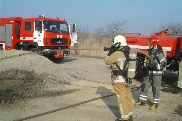 На Сарненщині рятувальники перевірили МПК Немовицької ОТГ