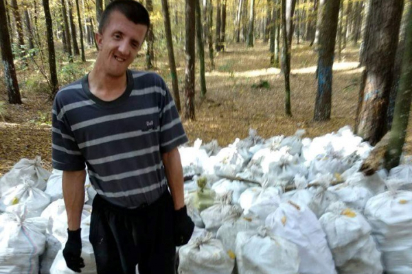 На Рівненщині борються за чисте довкілля