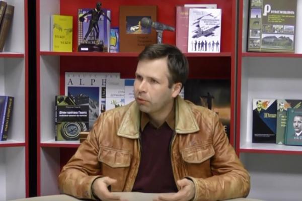 Рівне відвідав режисер фільму «Заборонений» Роман Бровко (Відео)