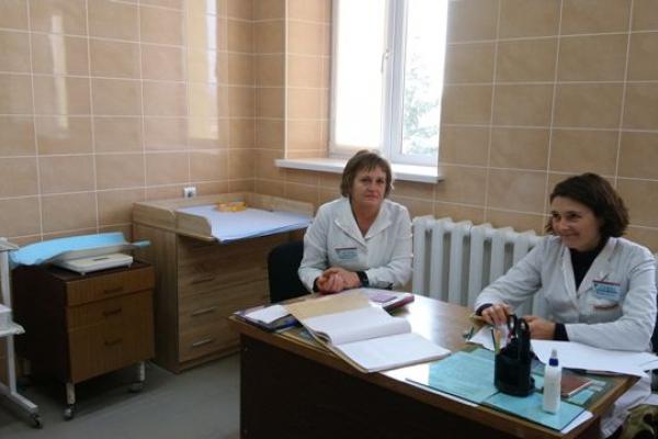 Оновлена амбулаторія відкрилася у Великих Цапцевичах