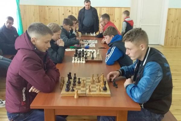 Спартакіади з інтелектуальних ігор відбулися на Гощанщині