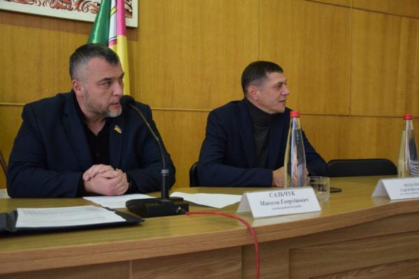 Депутати Рівненської районної ради звернулися до прокуратури