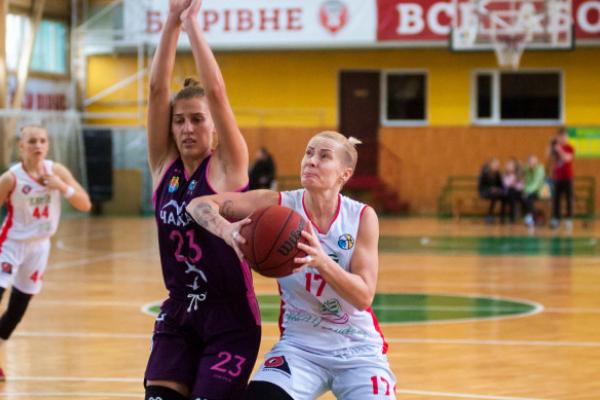 Жіноча БК «Рівне» розпочала сезон перемогою