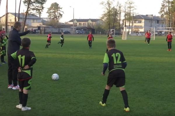 У Смизі пройшов традиційний дитячий турнір з футболу (Відео)