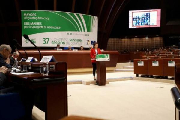 Заступниця голови Рівненської ОДА прокоментувала ситуацію в ПАРЕ