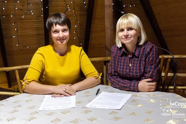 Дві неурядові організації мають намір спільно розвивати громади Тернопільщини та Рівненщини