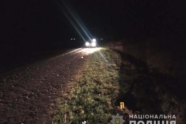 Рівненщина: поліція розшукує водія, який зник з місця ДТП