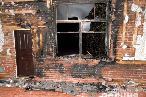 На Дубенщині невідомі підпалили клуб