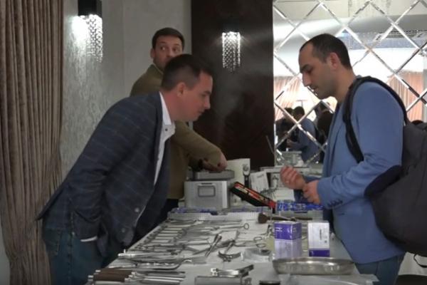 Міжнародний науковий семінар на тему нейровертебрології відбувся у Рівному (Відео)