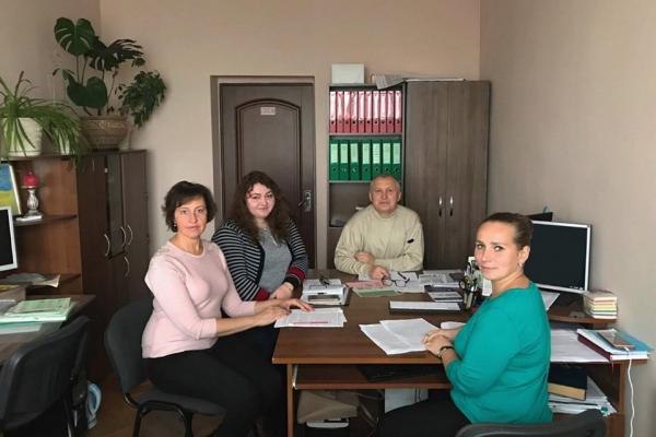 Працівники юстиції навчали державного реєстратора Дубенщини