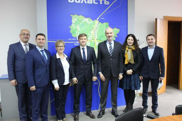 Питання співробітництва обговорили голова Рівненської ОДА і Повноважний Посол Франції