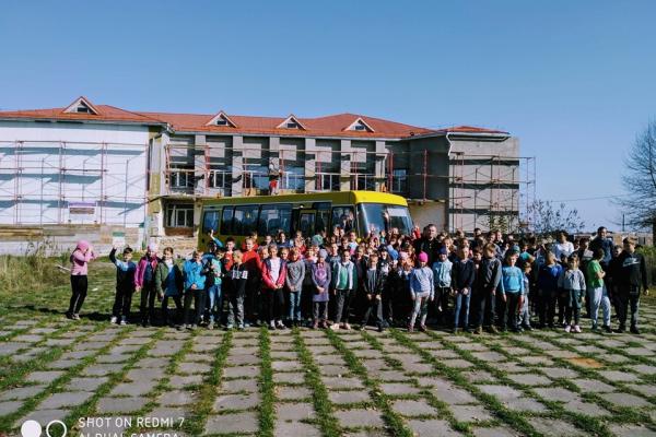 Новий шкільний автобус придбали для освітнього закладу в Рівненському районі