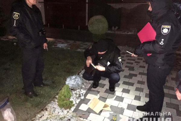 Підкидання гранат чи підпали - метод не прийнятний, -  т.в.о. начальника поліції Рівненської області (Фото, відео)
