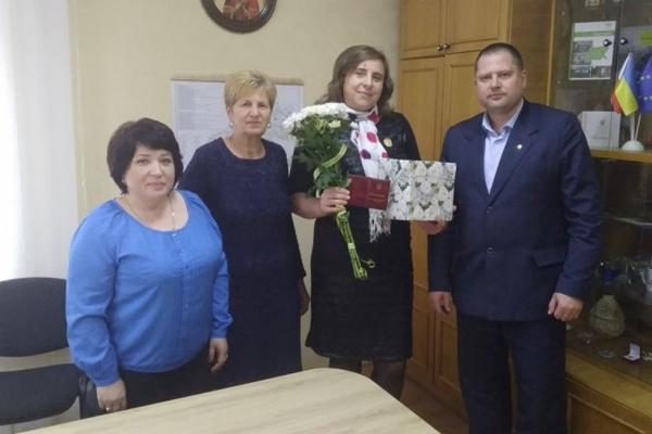 Дубенчанку нагородили званням «Мати-героїня»