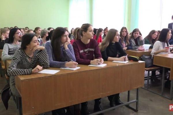 Рівненські студенти долучилися до написання радіодиктанту (Відео)