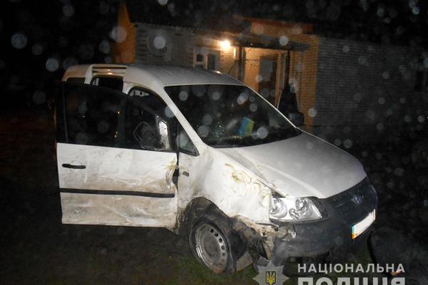 Рівненщина: нетверезий водій спричинив ДТП, у якій загинув пасажир