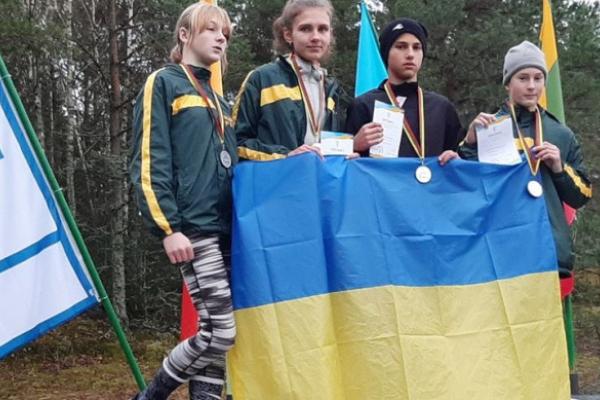 Рівненські спортсмени повернулися з Литви не з пустими руками