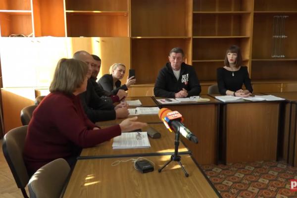 Водії рівненського маршрутного таксі відмовилися везти дітей героя Небесної сотні Валерія Опанасюка (Відео)