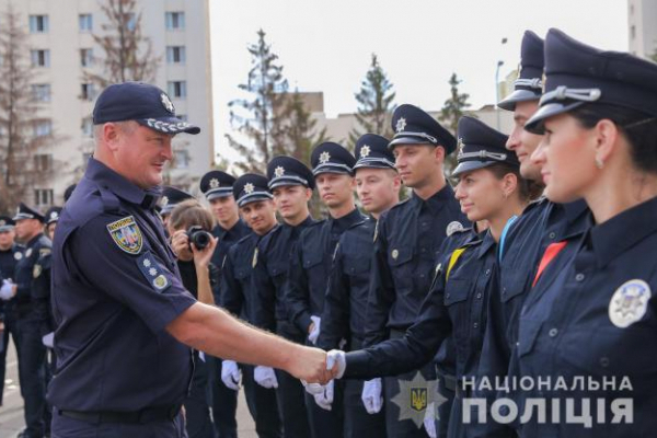 Розпочалися конкурси на вакантні посади в ГУ Національної поліції в Рівненській області