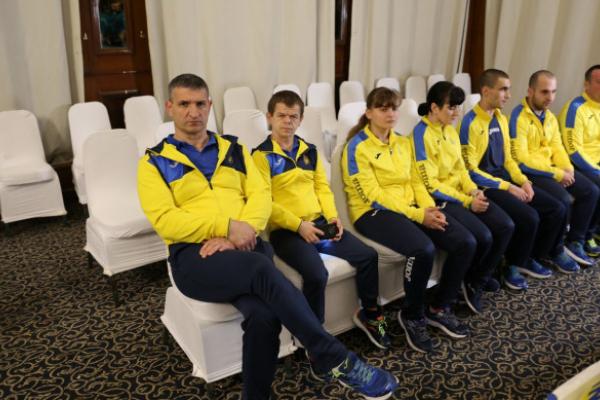 Рівненські пауерліфтери вирушили на Чемпіонат Світу до Єгипту