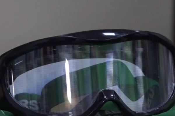 «П'яні» окуляри презентували у Рівненській автошколі (Відео)