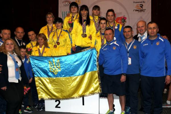 Рівненські пауерліфтерки блискуче виступили на Чемпіонаті Світу