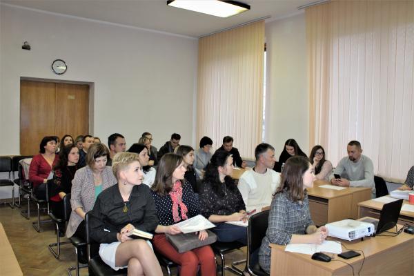 На обласний конкурс молодіжних проєктів надійшло 22 пропозиції від 17 громадських організацій Рівненщини