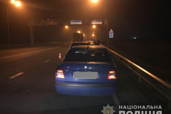 Викрадену «Skoda Octavia» на іноземній реєстрації знайшли рівненські поліцейські