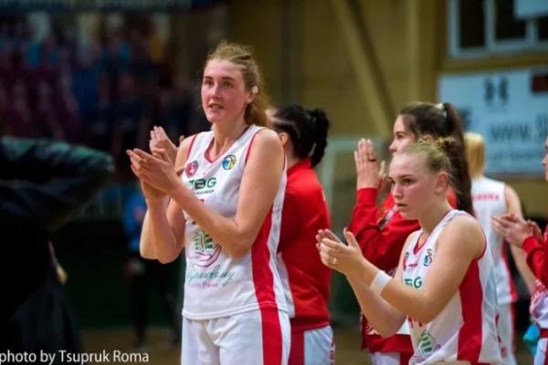 Жіноча БК «Рівне» упевнено стартувала у Кубку України