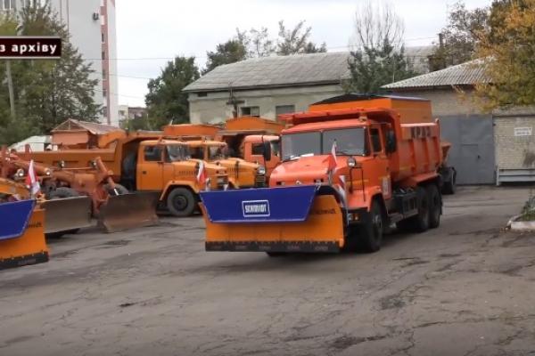 До чергування на автошляхах Рівненщини залучено 40 одиниць техніки