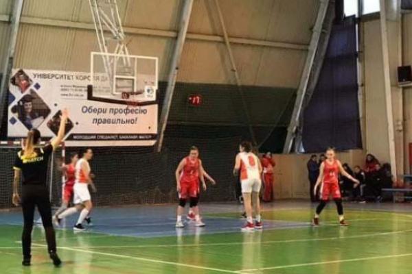 Жіноча команда БК «Рівне» здобула блискучу перемогу у Івано-Франківську