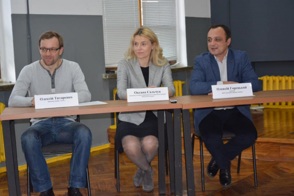 Очільниця Рівненської юстиції взяла участь у відкритті Міжнародного фестивалю документального кіно