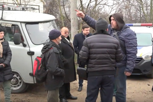 Близько 80 будинків залишилися без світла у селищі Городище на Рівненщині (Відео)