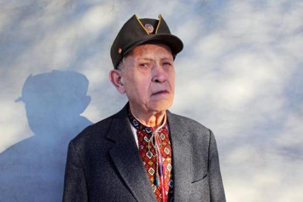 Рівненському ветерану УПА виповнилося 95 років