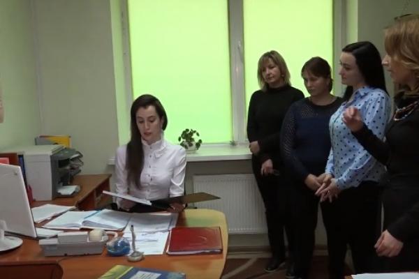 Секретар та діловод - таким професіям навчають у Рівненському ЦПТО (Відео)