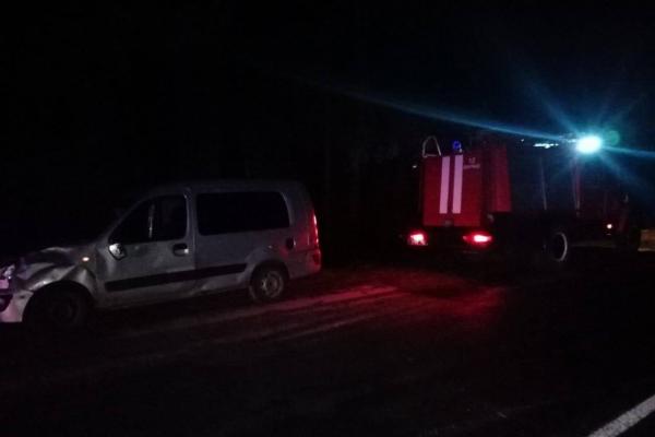 Володимирецькі рятувальники відбуксирували автомобіль