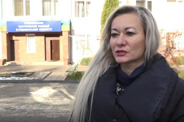 Рівнянину, який перевозив дитину без автокрісла, виписали штраф (Відео)