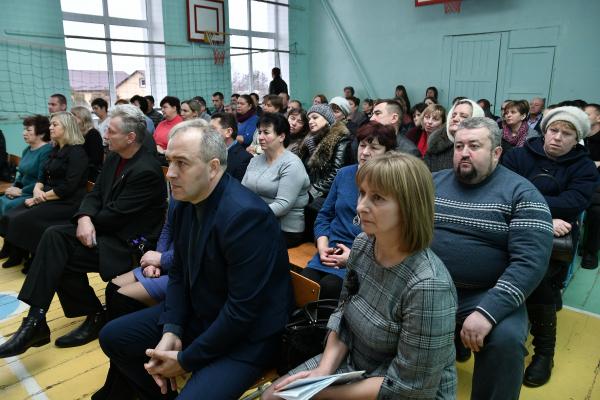 Семидубська ОТГ отримала гарний старт