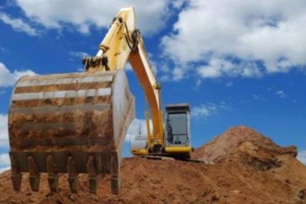 На Рівненщині лише 10 суб'єктів підприємницької діяльності видобувають пісок легально
