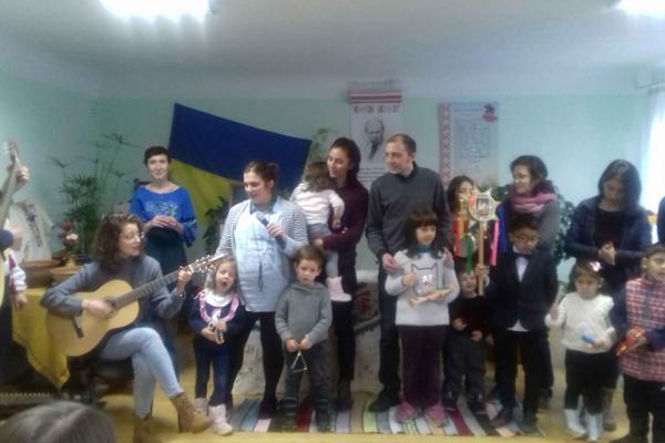 Андріївські вечорниці у Рівному: іноземці шанують українські традиції (Фото)