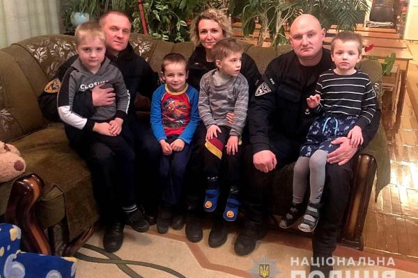 Рівненські спецпризначенці відвідали «особливих» діток
