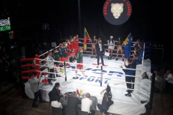 Рівненська боксерка вкотре перемогла на ринзі