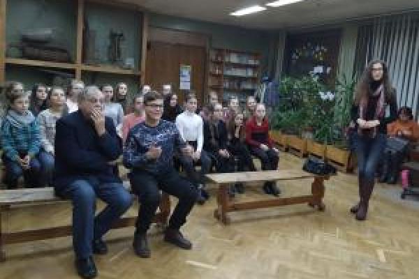 Мандрівний Docudays UA завершив цьогорічну подорож Рівненщиною