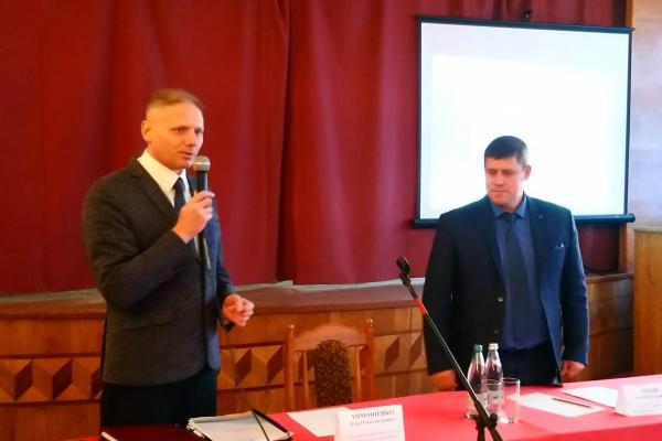 Володимиреччина готується до виборів